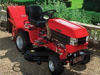 Westwood T25-4WD Garden Traktor