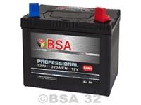 BSA Rasentraktor Batterie 32Ah 12V Starterbatterie